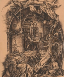 Alchemist. Sold