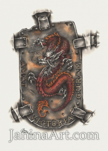 Рисунок для татуировки