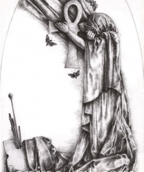 Design for a Tombstone