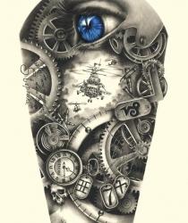 Drawing for tatoo