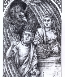 Illustration for the play by Oscar Wilde