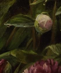 Peonies (detail)
