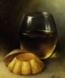 Still Life with a Pastry