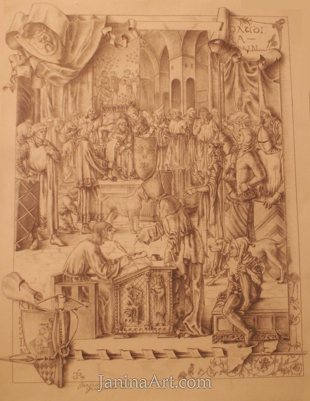 legend king arthur research paper
