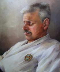 Vīrieša portrets. Pārdots