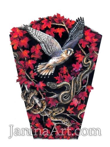 Рисунок для татуировки для