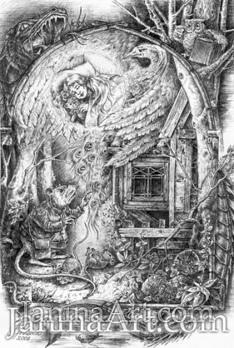 Иллюстрация к сказке