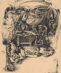 Иллюстрация к произведению И. В. Гете