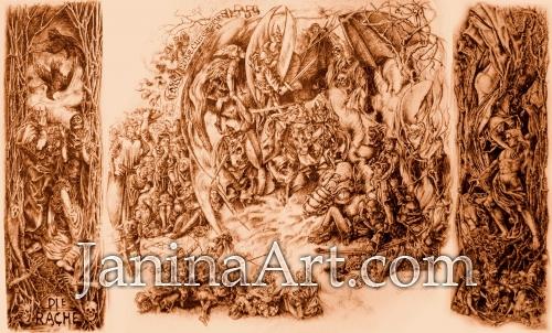 Триптих к саге