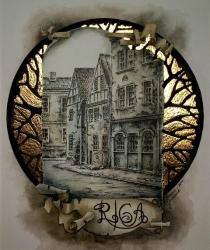 Виды Старой Риги